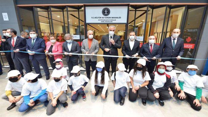 turkiyenin shopping centers in Istanbul library was urgent