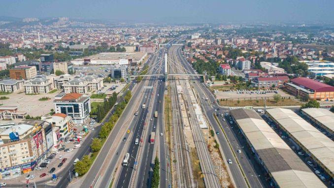 istorijska odluka sa ukom d autoputa bila je zatvorena za međugradski prevoz putnika
