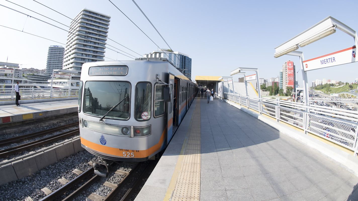 Maintenance and repair services will be provided at yenikapi ataturk airport metro stations.