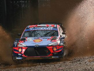 Hyundai Motorsport Zweiter Champion in der WRC