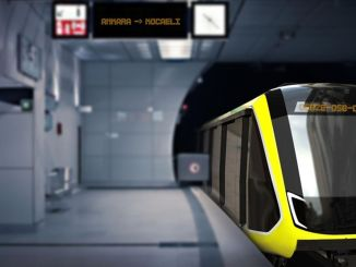 bozankaya Sign the contract for the vehicle you will produce for the Kocaeli metro