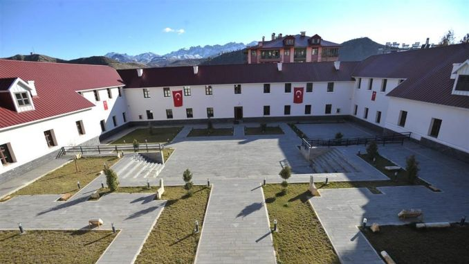The museum, whose restorations have been completed, is opened in Bursa, Konya and Tuncel.