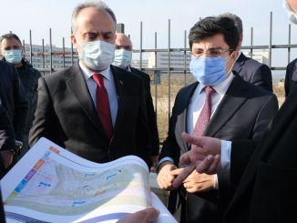 ξεκινούν οι εργασίες στο σιδηροδρομικό σύστημα της Bursa City Hospital