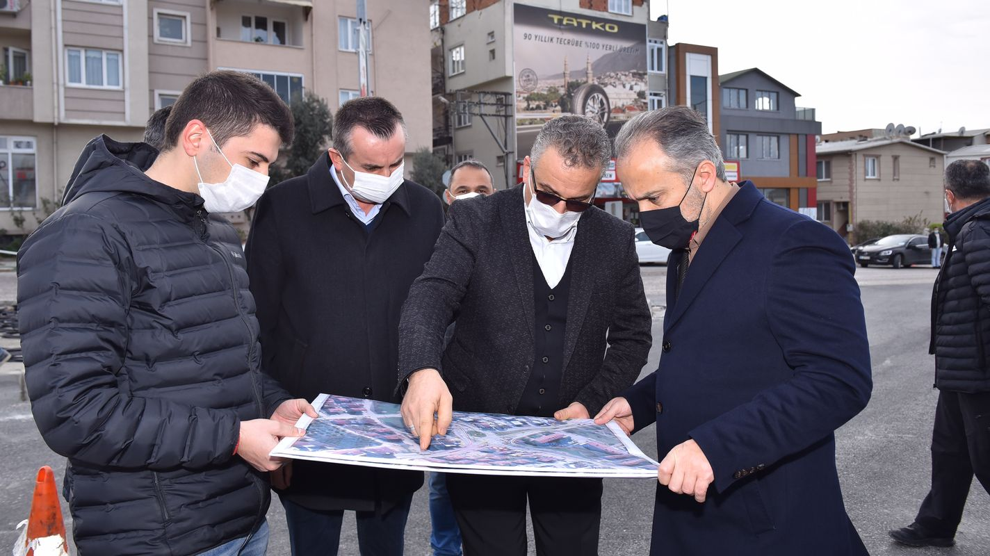 traffic will be relieved in Bursa