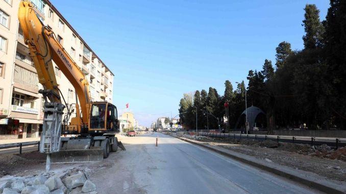 Büyükakin gave a day for the caramelized bridge intersection