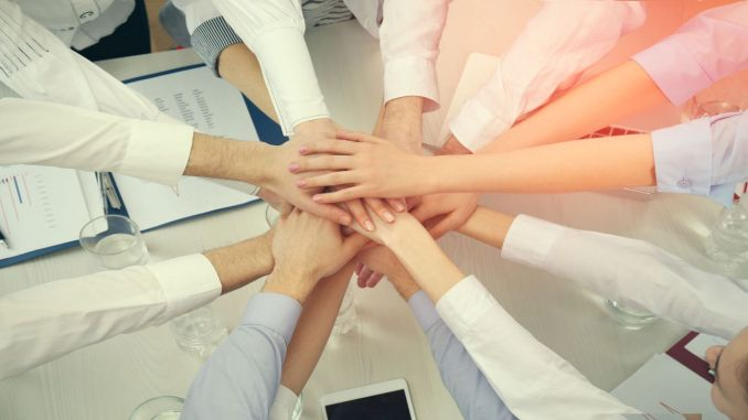 Human resources approach that puts employees at the center