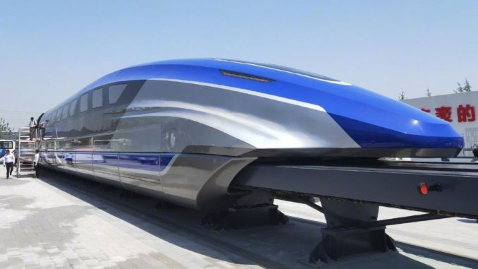 Will set up a high-speed magnetic train system that will reach the gin kilometer line