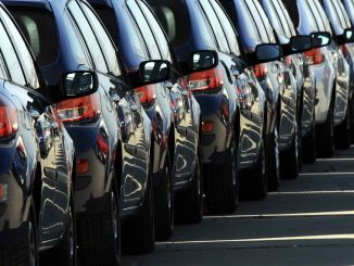 million vehicles sold in November
