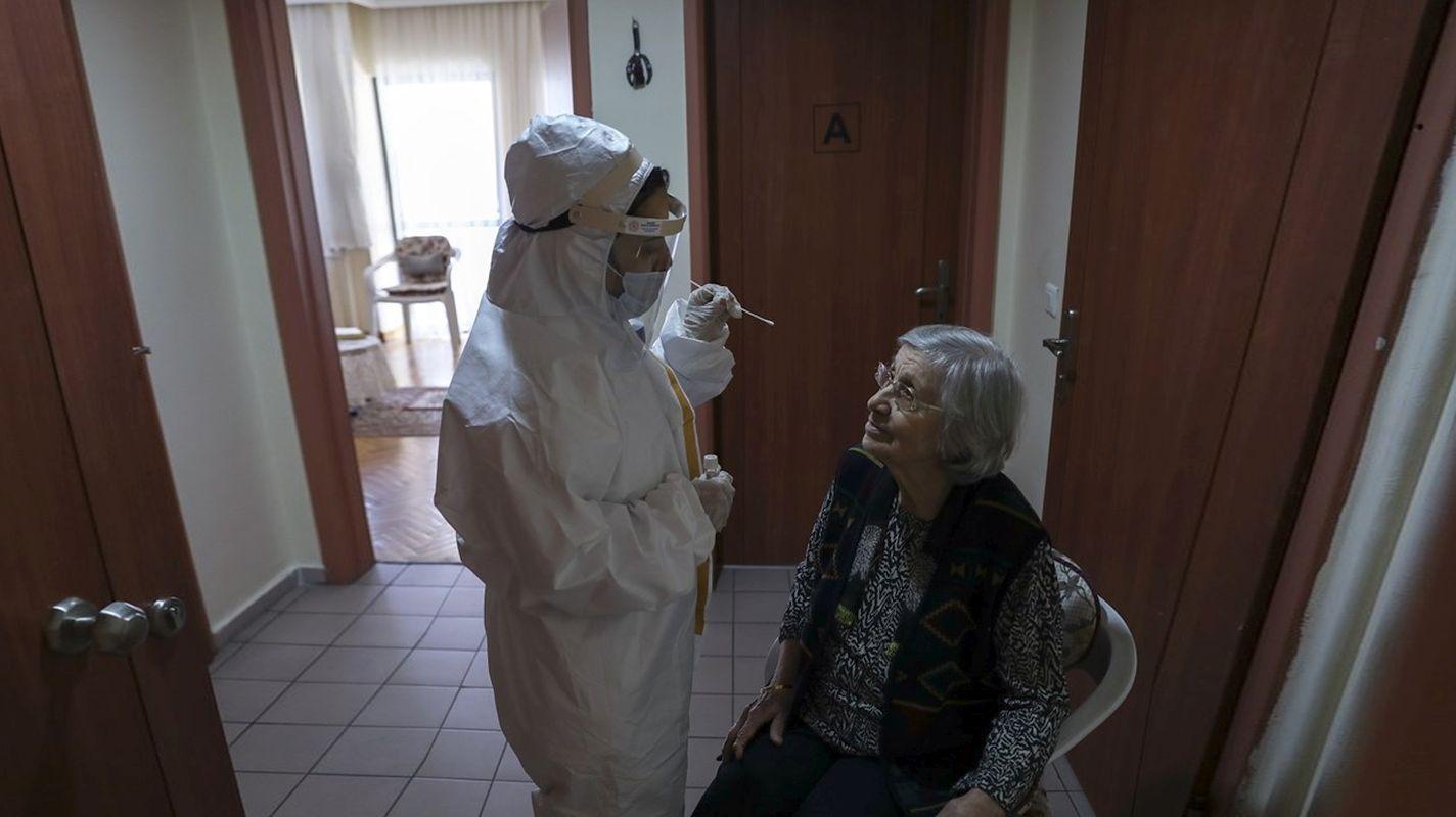 nursing homes in Turkey to praise the World Health Organization