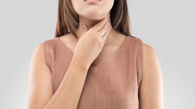 Pay attention to uncorrected throat infection