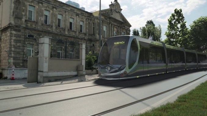 Eminonu alibeykoy tram line emergency date has been announced