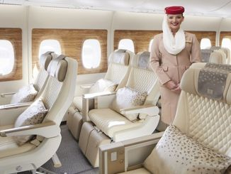 introduces premium economy to emirates a experience