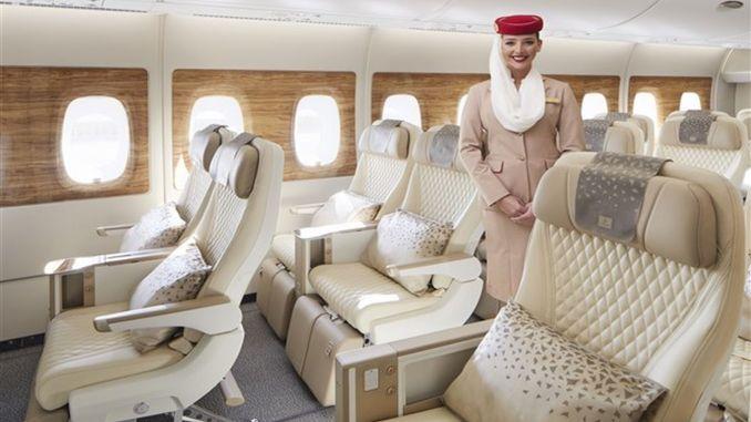 emirates a deneyiminde premium ekonomiyi tanitti
