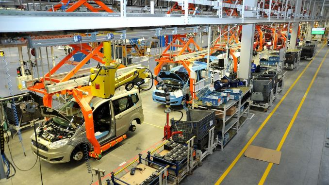 ford automotive to receive project-based state aid