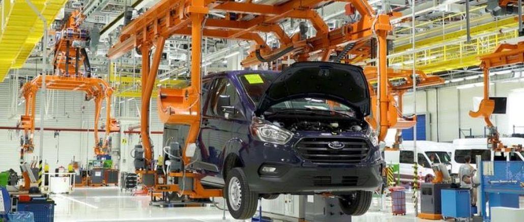 Ford Otosan turkiyenin άρχισαν να εργάζονται για την ίδρυση της πρώτης μονάδας συναρμολόγησης μπαταριών