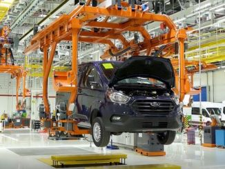 Ford Otosan turkiyenin พวกเขาเริ่มทำงานเพื่อสร้างโรงงานประกอบแบตเตอรี่แห่งแรก