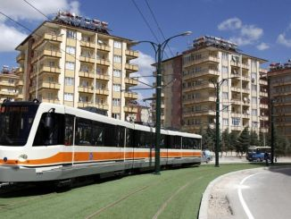 regulation of public transportation street exit in gaziantep