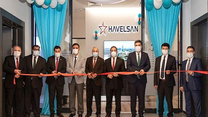 havelsan advanced technologies center opened