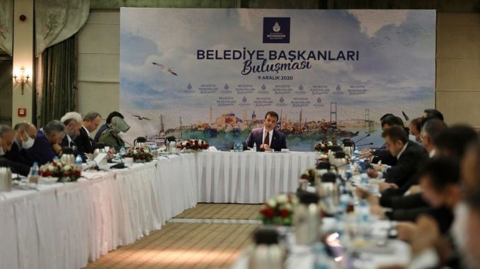 imamoglu shared the number of deaths per day, no decrease in numbers