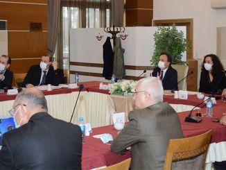 iraq railways technical delegation tcddde