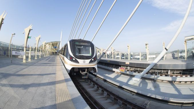 Weekend arrangement for metro services in Istanbul