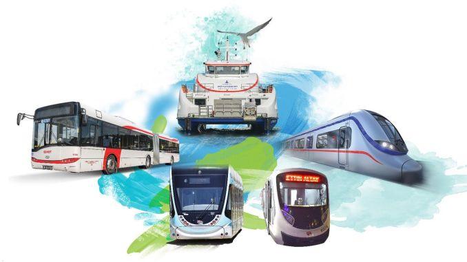Särskilda kollektivtrafikarrangemang i Izmir för restriktioner och helger