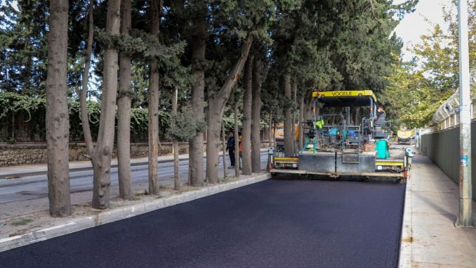 The bans were turned into an opportunity in Izmir, the asphalt shift gained speed