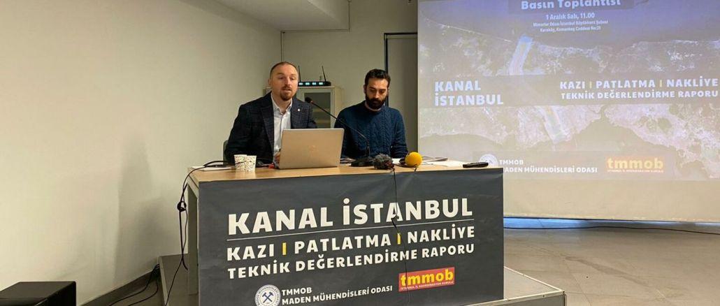 το κανάλι για την ανασκαφή και την αποθήκευση της Κωνσταντινούπολης κοστίζει όσο και ολόκληρο τον προϋπολογισμό