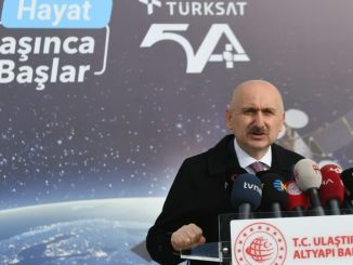 We will be much stronger in space with karaismailoglu turksat a and b satellites.