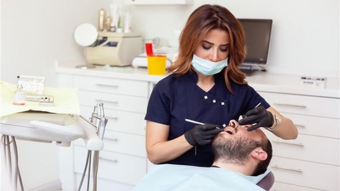 Dental health is neglected in quarantine