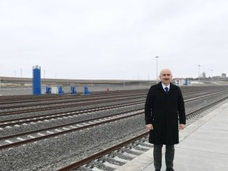Kars logistics center opens to the world by integrating with the railways