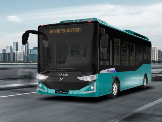 Delivery of electric vehicles from Karsan to Romania