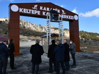 keltepe ski resort is ready for the winter season
