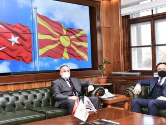north macedonian delegation visited tcdd