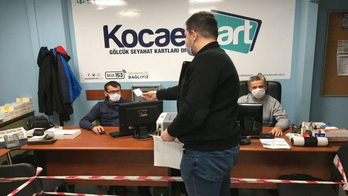 Student and student discounted Kocaelikart visa procedures continue