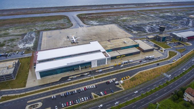 The car park of the Ordu Giresun Airport will be rented