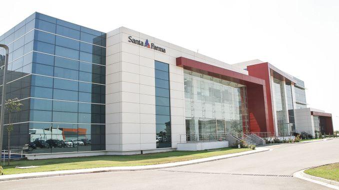 Santa Farma Cevreci has its production with a zero waste certificate.