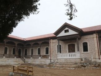 Restoration works of Sivas City and Industrial School Museum have been completed.