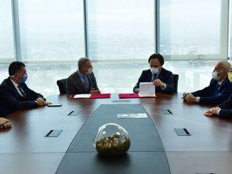 Ein Protokoll der technischen Zusammenarbeit wurde zwischen der technischen Universität tcdd ostim unterzeichnet