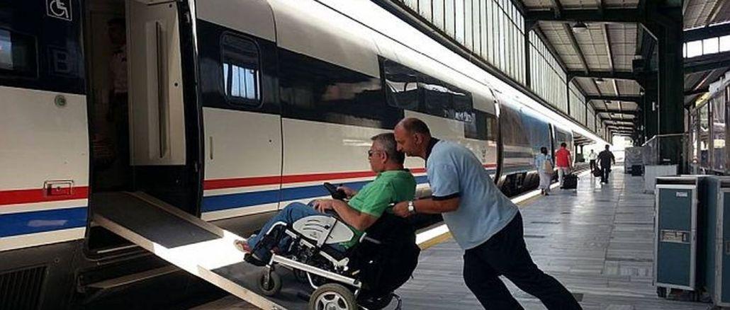 tcdd tasimacilik ulasim sisteminde en fazla engelli yolcuya hizmet veren kurum