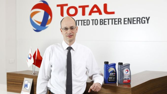 total turkey marketing cooperated with setech for motorcycle oils