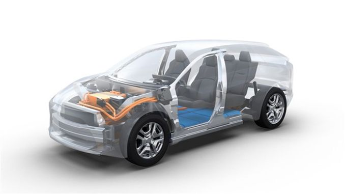 Toyota introduced the future of automotive at kenshiki forum