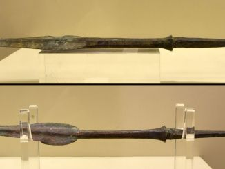 Spearheads belonging to the mo millennium in trabzon started to be exhibited in the silk road museum.