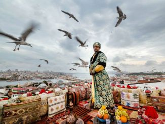 צלמים טורקים קיבלו פרסים בתחרות הצילום הבינלאומית של פרסי התמונות
