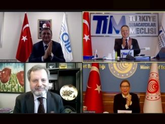 Three-dimensional exhibition from turkish automotive companies to the country