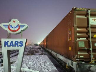 Prvi izvoz džina iz purećeg vlaka u Gruziju bio je ugurlu