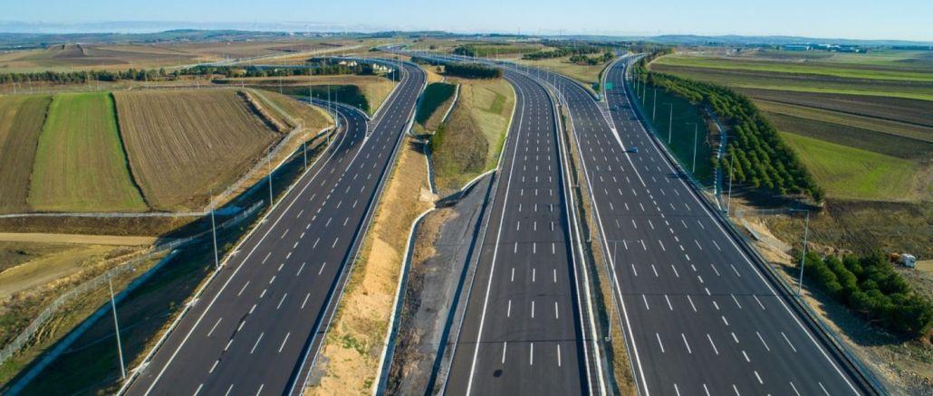 Türkiyenin karayollarının uzunluğunun min BMD olduğu ortaya çıxdı