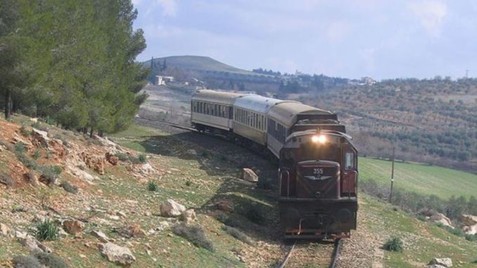 turkiyede the Persian Gulf will lead to railway began work on the studies