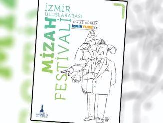 international izmir humor festival is starting