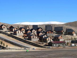Yedikuyular-hiihtokeskuksen tavoitteena on isännöidä tuhat turisti